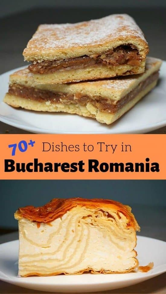 Bucharest Food