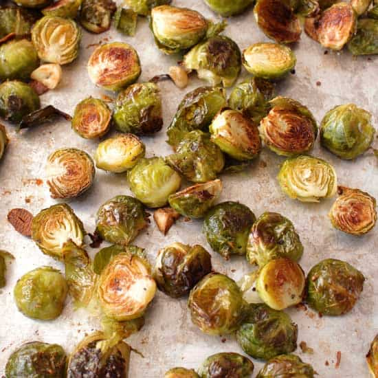 brussels sprouts | one dish kitchen