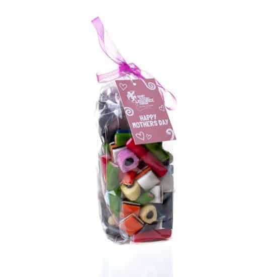 Mothers Day Liquorice Gift Bag