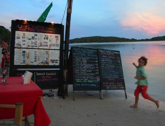 beach BBQ Thailand