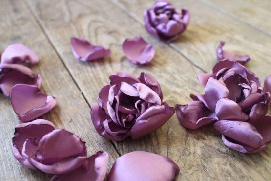 The Tailoress PDF Sewing Patterns - Fabric Roses PDF Sewing Pattern