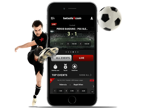 Betsafe Sportsbook & Live Betting
