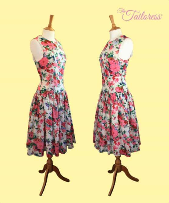 The Tailoress PDF Sewing Patterns - Karli Dress PDF Sewing Pattern