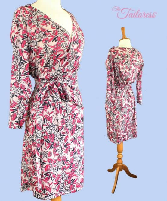 The Tailoress PDF Sewing Patterns - Renata Dress PDF Sewing Pattern