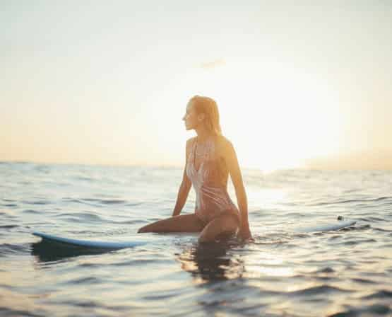 Bali surf photo