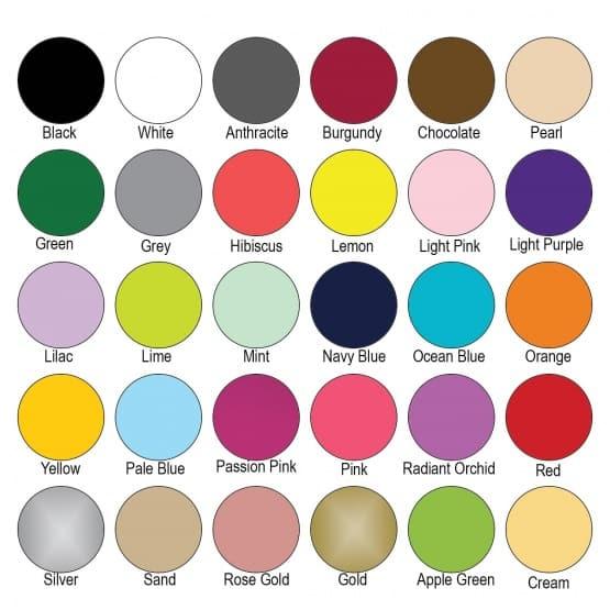 flex kleuren