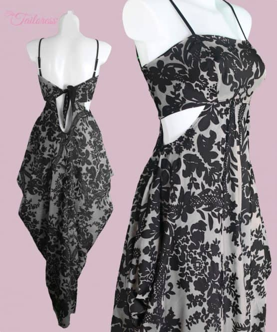 The Tailoress PDF Sewing Patterns - Libi Dress PDF Pattern