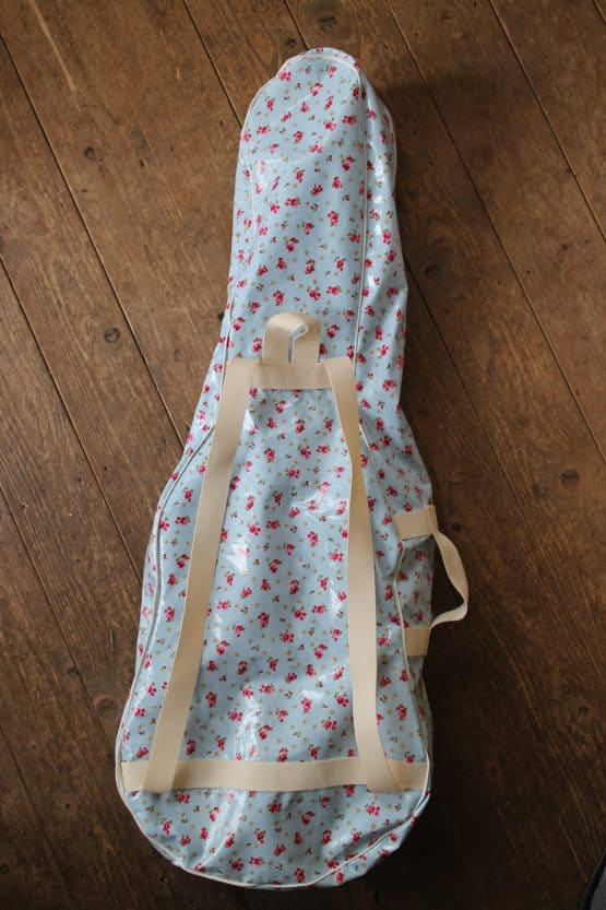 The Tailoress PDF Sewing Patterns - Guitar Case PDF Sewing Pattern