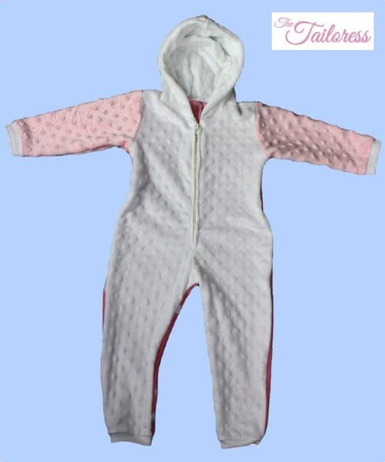 The Tailoress PDF Sewing Patterns - Esmarie Pyjama Romper PDF Sewing Pattern