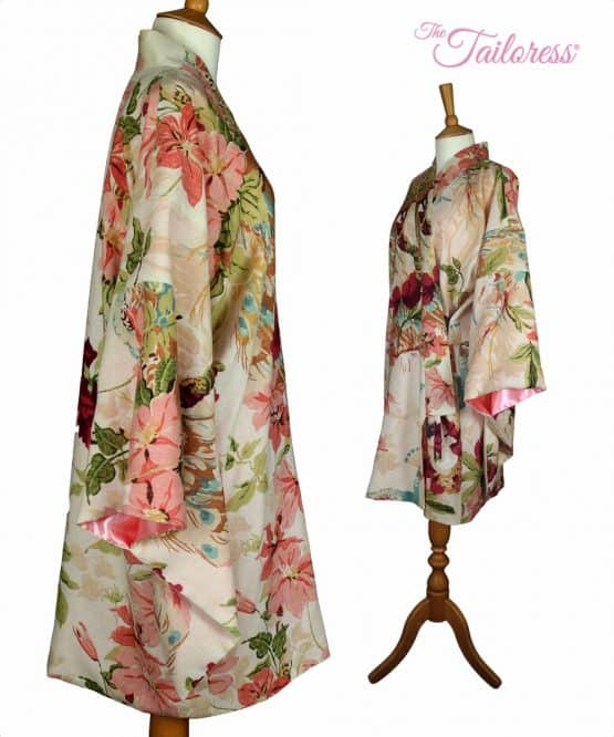 The Tailoress PDF Sewing Patterns - Giselle Kimono PDF Sewing Pattern