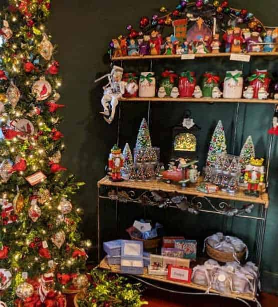 wichita-sedgwick county historical museum gift shop at christmas
