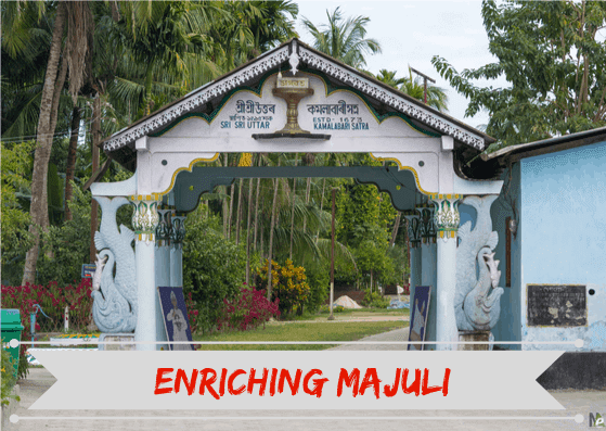 Majuli Tour Package
