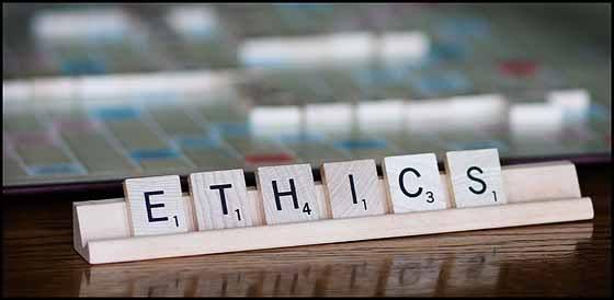 Ethics (courtesy Wikimedia Commons)