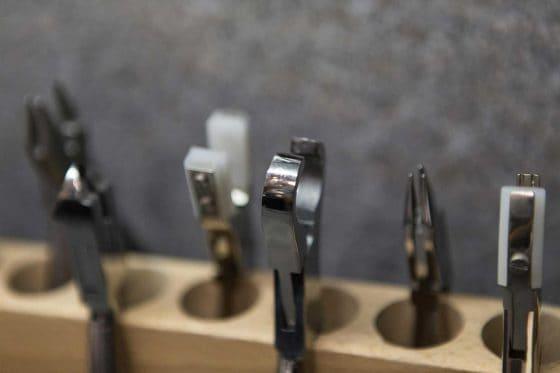 Augenoptik-Werkzeug