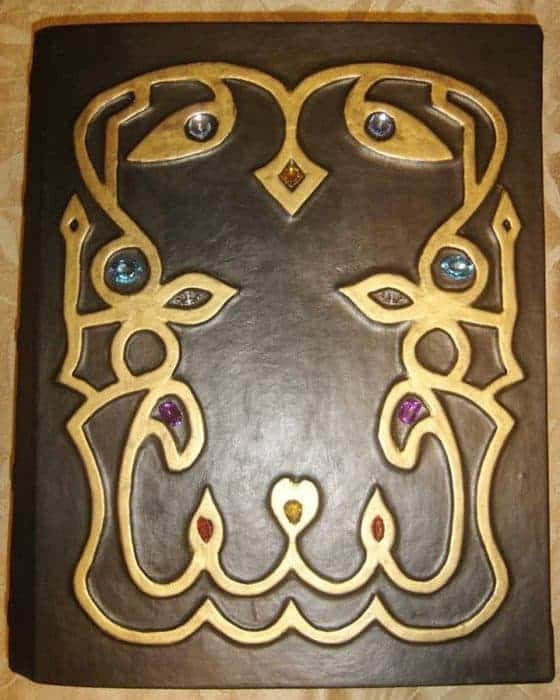 Elvish Grimoire