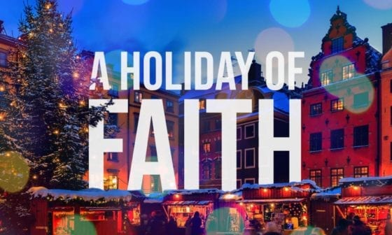 A holiday of faith