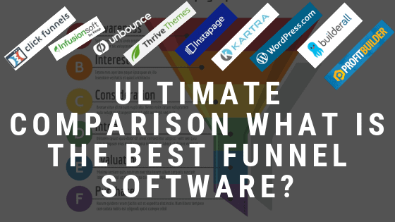 What Is The Best Funnel Software? – 9 Best Builders