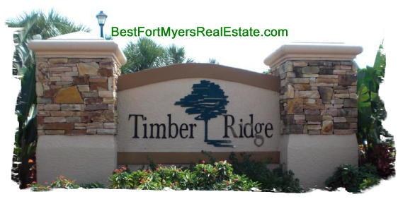 Timber Ridge Gateway Fort Myers real estate