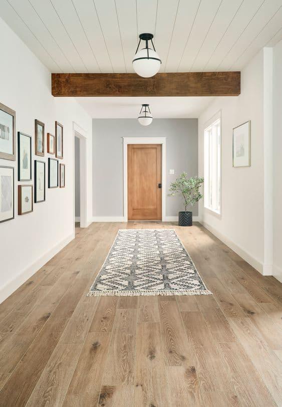laminate flooring for entrance hallway