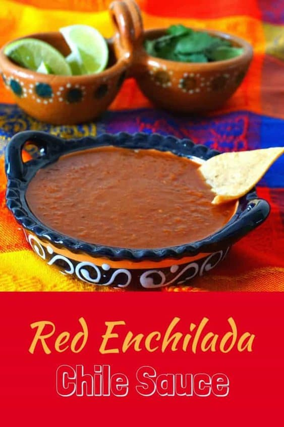 Red Enchilada Sauce
