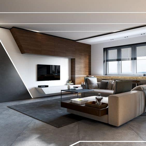 12 Impressive Modern Living Room Ideas for Remarkable Spaces ...