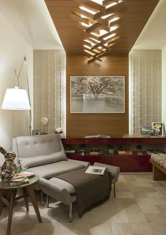 wooden false ceiling designs