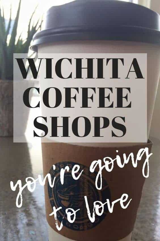 Local coffee shops in Wichita you'll love as much as we do! | Wichita on the Cheap #coffee #coffeeshops #wichita #ks