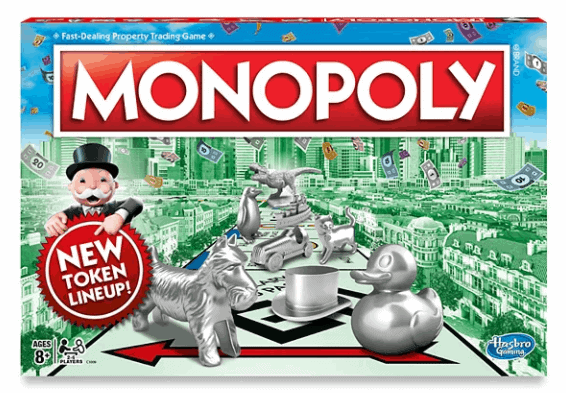 Classic Monopoly game