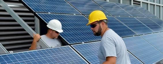 trabalho em energia solar