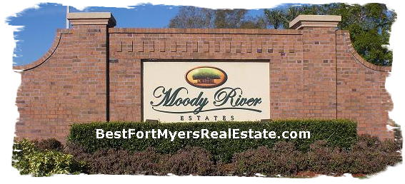 Moody River Fort Myers Florida 33903 real estate