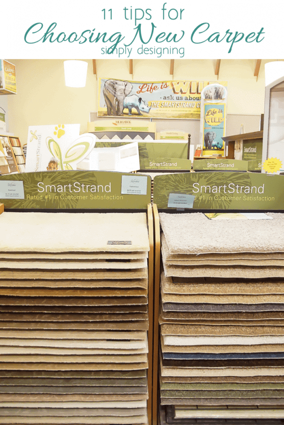 Mohawk Smartstrand Carpet Choices