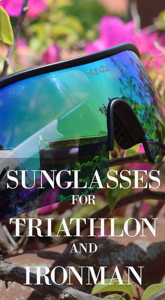 Sunglasses for Triathlon and Ironman