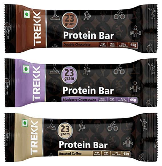 Trekk Blueberry Cheesecake Protein Bar
