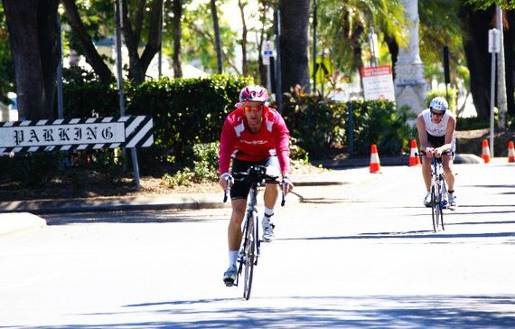 My First IronMan. Cairns Port Douglas Iron Man Bike Leg