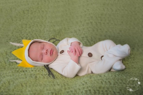 Where the Wild Things Are Baby - Cute Kids Halloween Costumes! Over 25 of the Best DIY Halloween Ideas to inspire you on Trick or Treat night!