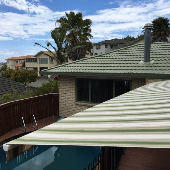 Horizon Monobloc Awning in Unsworth Heights