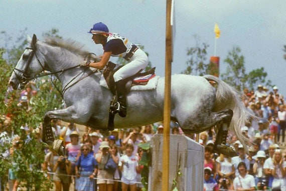US Olympic Eventer Karen Stives Dies