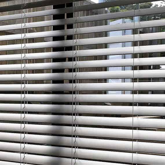50 mm PVC venetian blinds in Whangaparaoa