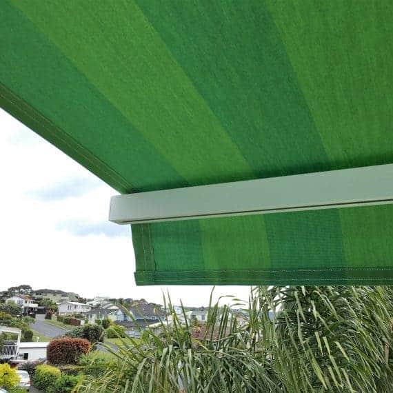 Swingline awning in Snells Beach