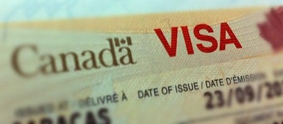Visitor VISA в Канаду © CanadaVisa.in.ua