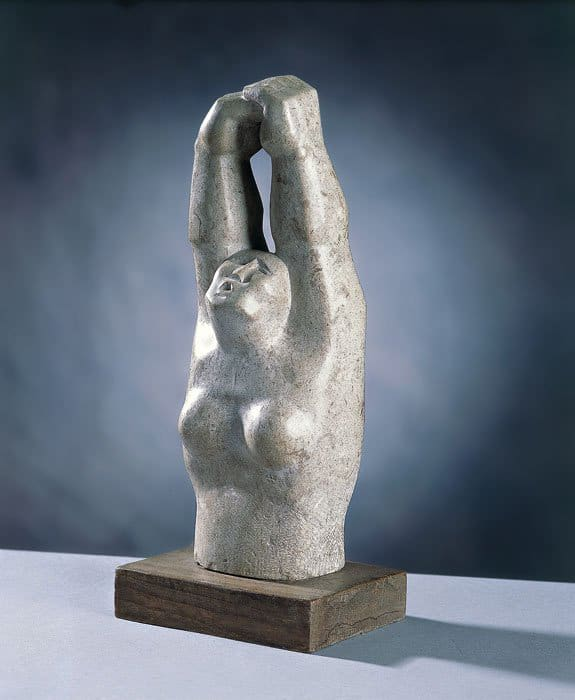 Sculpture Moore Artist
