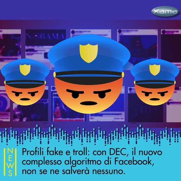 Profili fake facebook