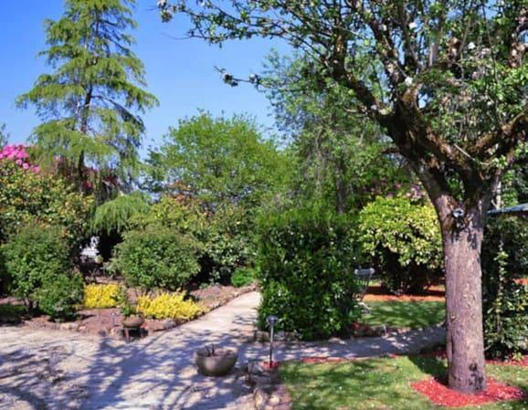 Le jardin du Bilitis repose avant ou après les galipettes