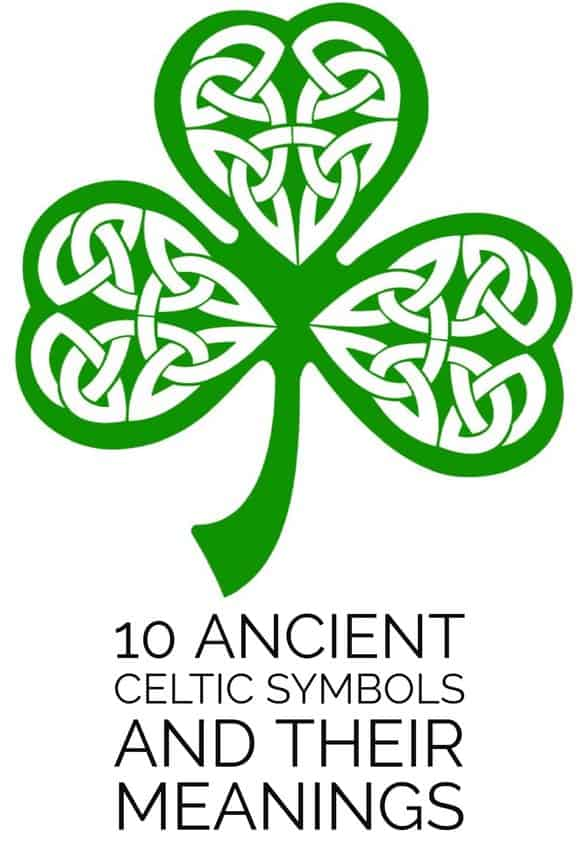 Top 15 Irish Celtic Symbols And Their Meanings 70k Shares