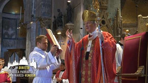 Venezia: Patriarca impartirà indulgenza via Facebook