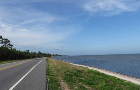 scenic drive Big Bend Coastal Byway (Photo: Bonnie Gross)