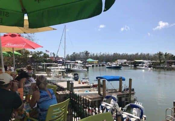 Things to do in Marco Island: Rustic waterfront seafood restaurants draw visitors to out-of-the-way Goodland. This is the popular spot Little Bar.