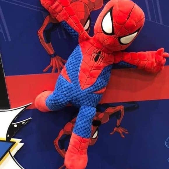 Spiderman - Scentsy Buddy from Marvel