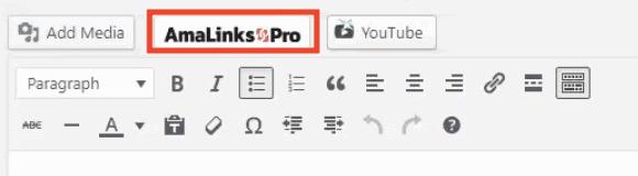 Amalinks Pro Button