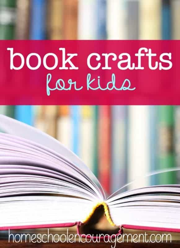 Doing something hands-on is a great solution to help your child learn.  And crafts that corressponds to a book can help make learning fun and memorable.  Take a look at our list of book crafts that your kids are certain to enjoy.